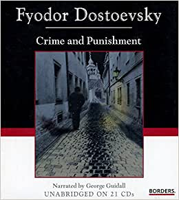 """a look at suffering in fyodor dostoevskys novel crime and punishment Fyodor dostoevsky's """"crime and punishment"""" essay sample  up until the very end of the book, raskolnikov is hesitant to actually admit that the murder was a crime and wrong """"(after the crime, raskolnikov's) whole soul is changed and he is in constant disharmony with life  dostoevsky, fyodor crime and punishment new york."""
