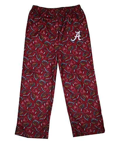 ncaa-youth-alabama-crimson-tide-sleepwear-pajama-pants-8-10-multicolor