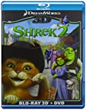 Shrek 2 (3D) (Blu-Ray 3D+Dvd)