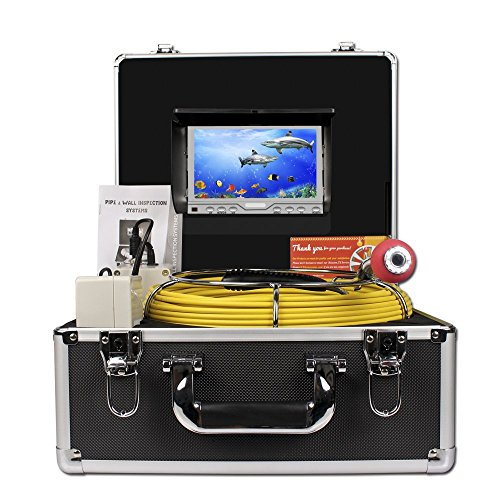 Drain Pipe Sewer Inspection Camera Anysun Sony CCD 7