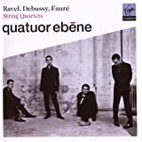 Debussy, Faur & Ravel: String Quartetsby Quatuor bne
