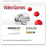 Amazon Gift Card - E-mail - Amazon Video Games ~ Amazon