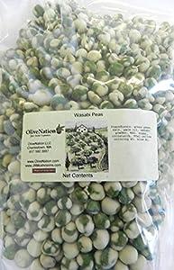 OliveNation Wasabi Peas 5 lbs. (80 oz.)