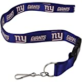 NFL New York Giants Lanyard, Blue