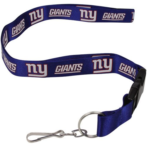 NFL New York Giants Lanyard, Blue at Amazon.com