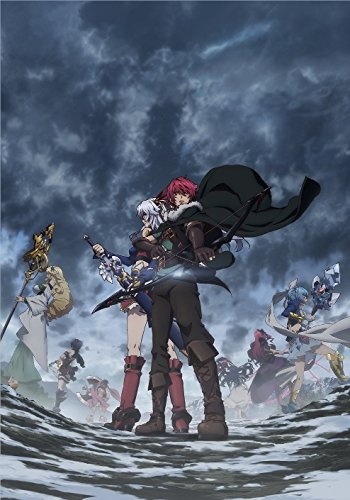 TVアニメ「 魔弾の王と戦姫 」オープニングテーマ「 銀閃の風 」【初回限定盤】