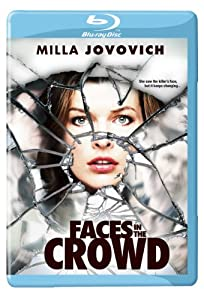 Faces in the Crowd (Blu-Ray)