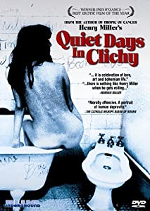 Quiet Days In Clichy [DVD] [1970] (Region 0) (NTSC) [US Import]