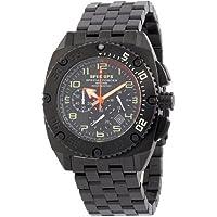 [MTMスペシャルオプス]MTM SPECIAL OPS 腕時計 スペシャルフォース BLACKPATORIOT ブラックパトリオット NVL0414 メンズ [正規輸入品]