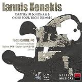 Xenakis: Les Percussions chez Xenakis