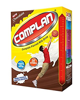 Amazon: Complan Refill – 500 g (Chocolate) @159 mrp 245