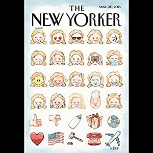 The New Yorker, March 30th 2015 (Seymour M. Hersh, Daniel Zalewski, David Remnick)   [Seymour M. Hersh, Daniel Zalewski, David Remnick]