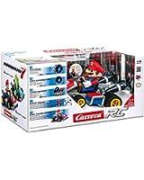 Carrera 7 Mario 2.4 Ghz Servo Tronic Kart , 1:16 Scale