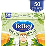 Tetley Decaff Pure Green Tea Bags (50)