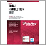 Digital Software - McAfee Total Protection 2014 - 1 PC [Download]