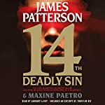 14th Deadly Sin (       UNABRIDGED) by James Patterson, Maxine Paetro Narrated by January LaVoy