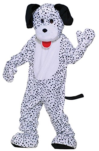 Dalmatian Mascot Adult Costume Size One-size