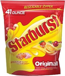 Starburst Original, 41-Ounce Bags (Pack of 2)