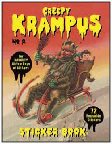 Krampus-Sticker-Book-2