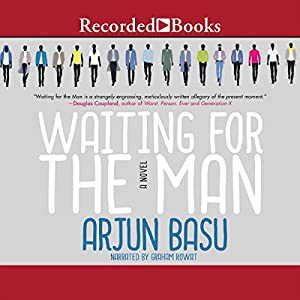 Waiting for the Man Audiobook