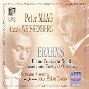 Academic Festival Overture / Piano Concerto