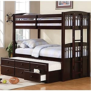 Coaster Home Furnishings 460074 Transitional Under Bed Storage, Cappuccino