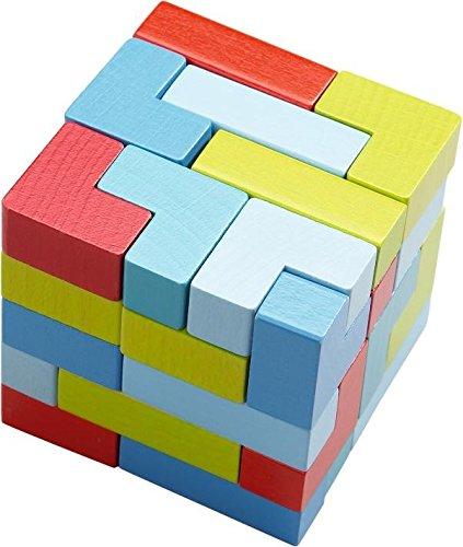 Haba Arranging game Corner to Corner (62 pcs) - 1
