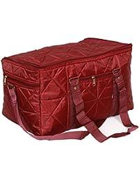 Kuber Industries™ Travelling Bag , Carry Bag, Duffle Bag In Soft Parachute Material