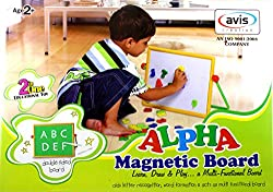 FUN Alpha Magnetic Board