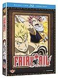 Image de Fairy Tail: Part 4 (Blu-ray/DVD Combo)