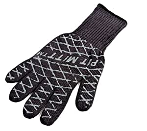 "Charcoal Companion Ultimate Barbecue Pit Mitt - For Grill or Oven - Measures 13"" Long - CC5102."
