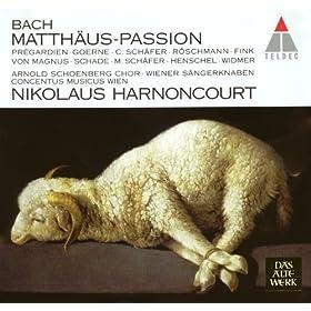 """Bach, JS : St Matthew Passion BWV244 : Part 2 """"Mache Dich, Mein Herze, Rein"""" [Bass]"""