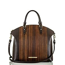 Large Duxbury Satchel<br>Brown Balsa