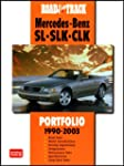 Road & Track Mercedes-Benz SL-SLK-CLK
