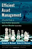 img - for Efficient Asset Management: A Practical Guide to Stock Portfolio Optimization and Asset Allocation Includes CD (Financial Management Association Survey and Synthesis Series) book / textbook / text book