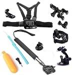 AFUNTA for GoPro Accessories Bundle K...