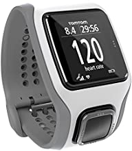 TomTom Runner Cardio  (White/Grey)