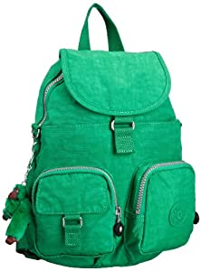Kipling Womens Firefly N Backpack Cactus Green