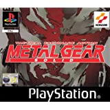 Metal Gear Solid (PS1)by Konami