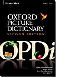 img - for Oxford Picture Dictionary Interactive CD-ROM (Single User) book / textbook / text book