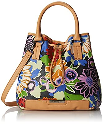 Relic Caraway Drawstring Satchel Top Handle Bag