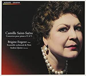 Camille Saint-Saëns : Concertos pour piano n° 2 et n° 5