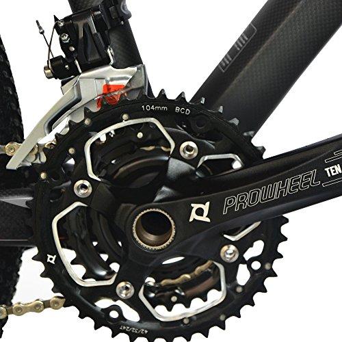 Beiou Carbon Fiber Mountain Bike Hardtail Mtb 10 65 Kg Shimano