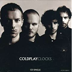 Coldplay Clocks Single lyrics