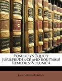 img - for Pomeroy's Equity Jurisprudence and Equitable Remedies, Volume 4 book / textbook / text book