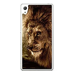 a AND b Designer Printed Mobile Back Cover / Back Case For Sony Xperia Z4 (SON_Z4_005)