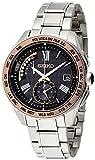 [セイコー ウオッチ]SEIKO WATCH 腕時計 BRIGHTZ ブライツ チタン ソーラー電波修正 サファイアガラス  スーパークリア コーティング 日常生活用強化防水(10気圧) SAGA188 メンズ