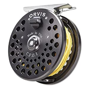 New Orvis CFO III Fly Reel made in the USA by Orvis