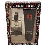 Michael Jordan Men Gift Set (Eau De Cologne Spray, After Shave Balm)