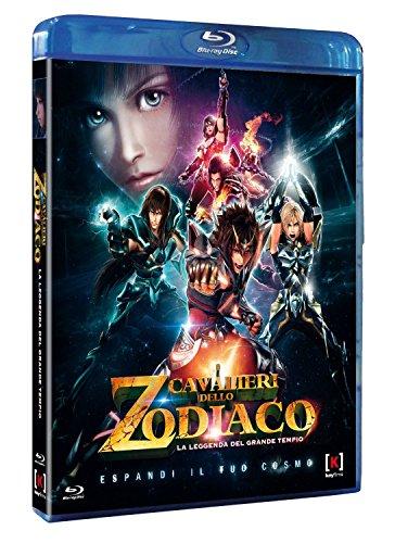 I Cavalieri dello Zodiaco - La legenda del grande tempio (Blu-ray)